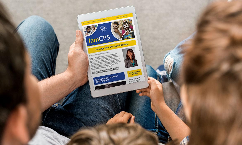 Cincinnati Public Schools (CPS) Online Content Strategy